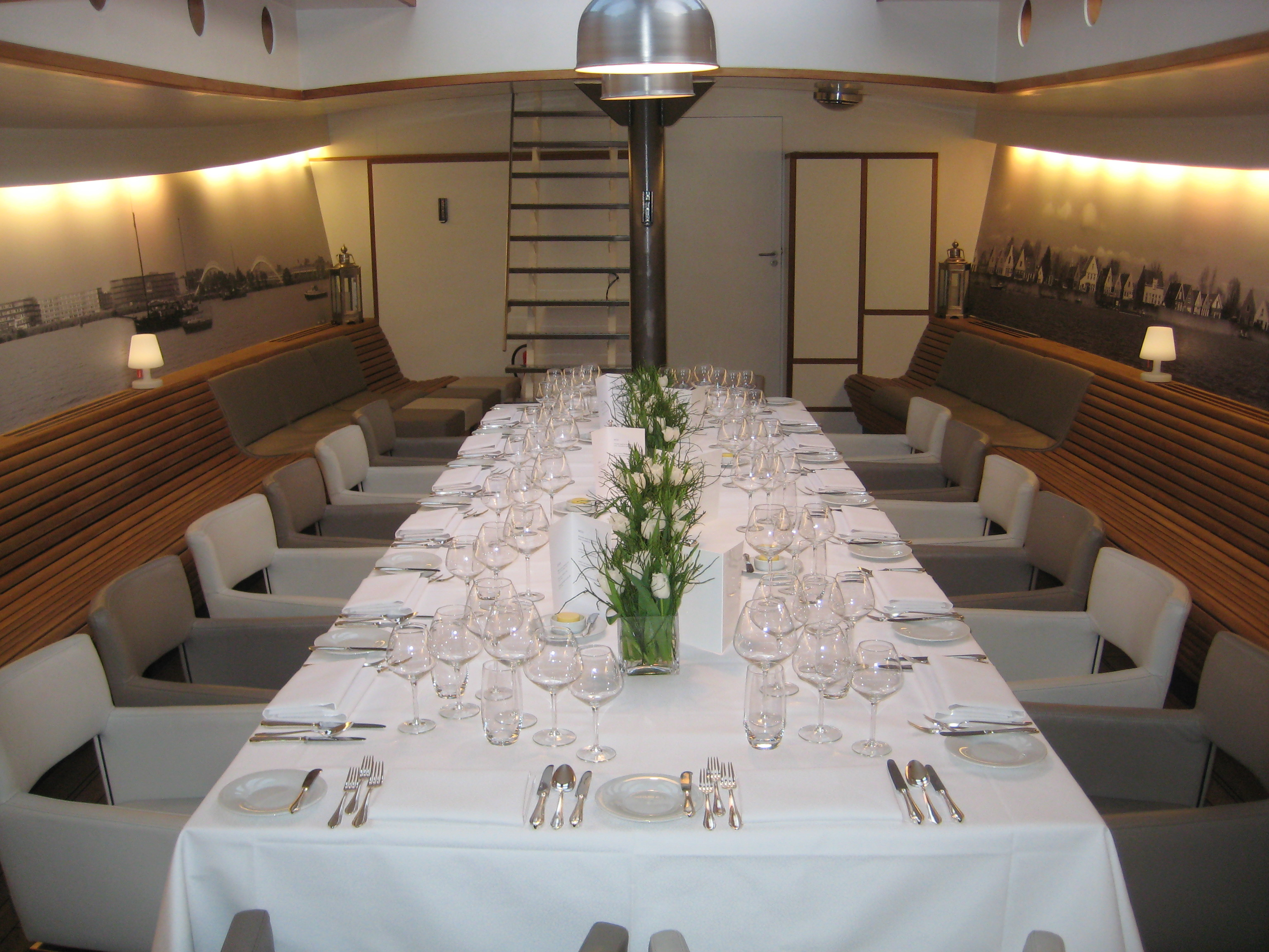 Titaan Private dining