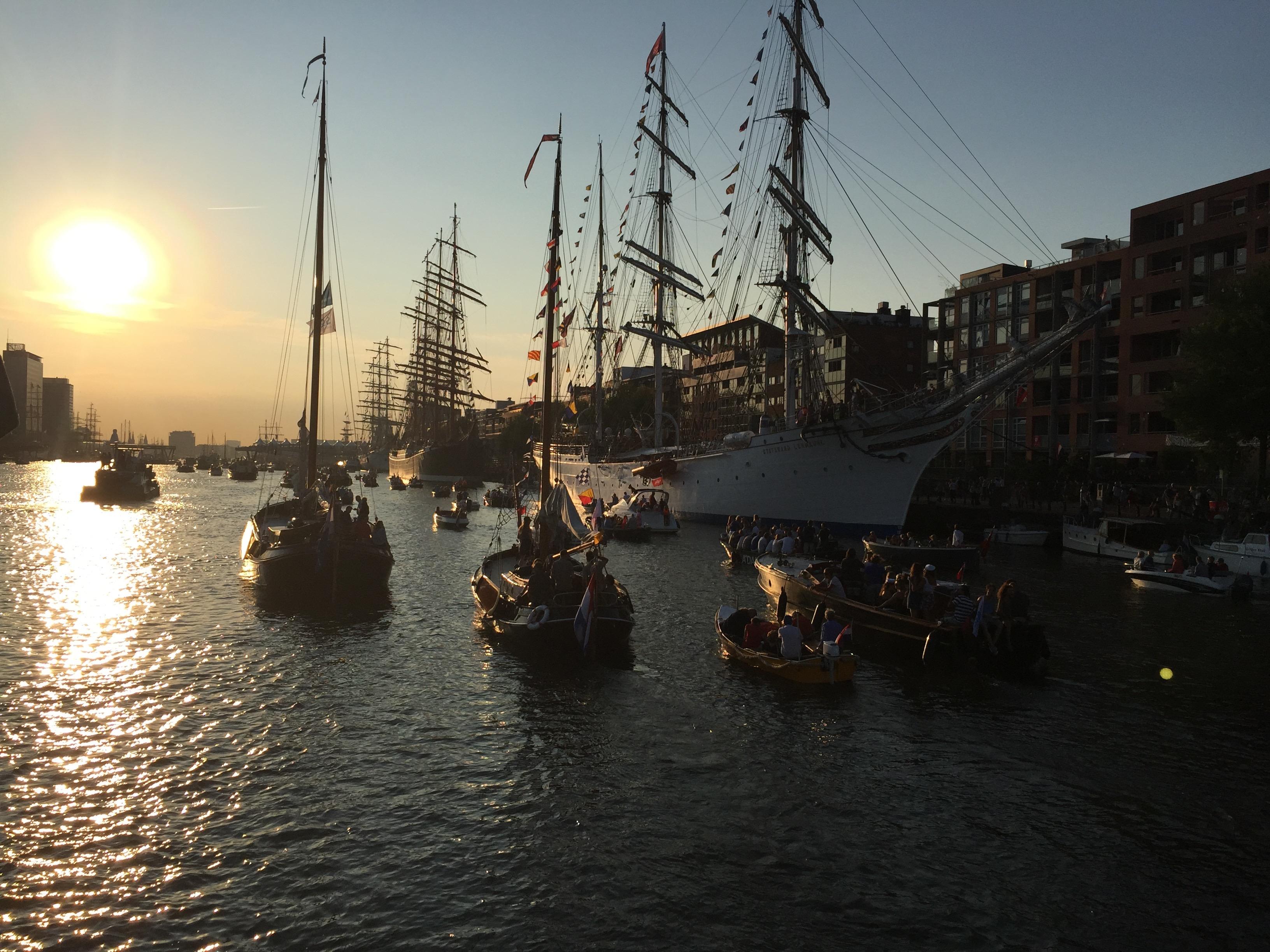 Zakelijk Zeilen Sail Relatie events