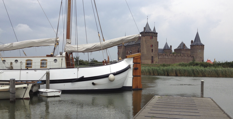 Titaan at Amsterdam Castle