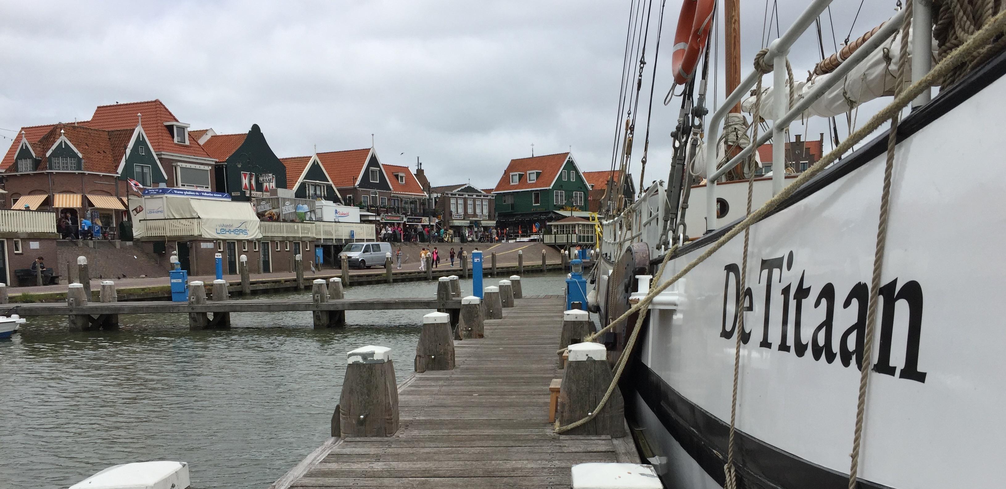 Titaan in Volendam