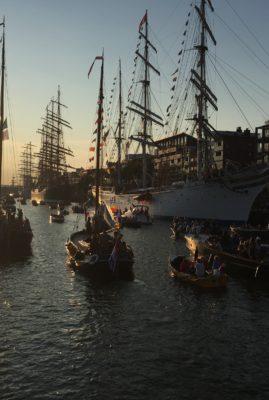 Sail Amsterdam 2015 IJhaven