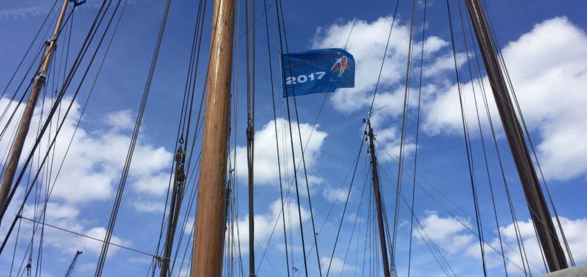 De Titaan vaart mee met Sail Den Helder 2017