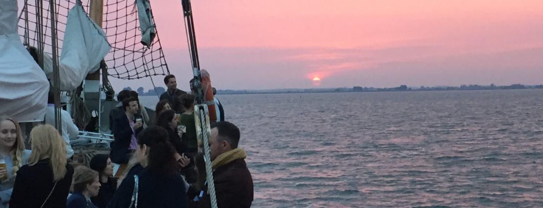 Prachtige zonsondergang 5