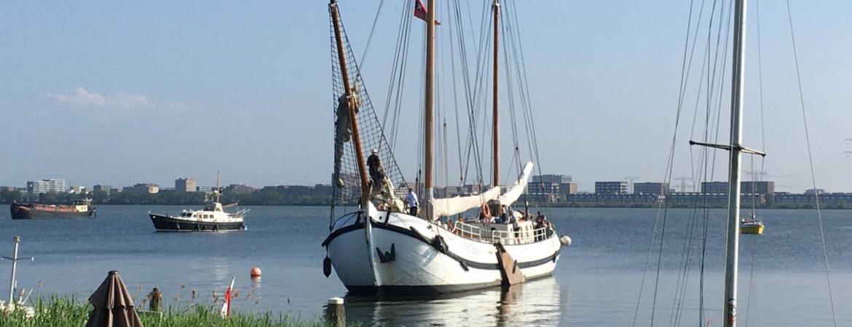 De Titaan voor Durgerdam
